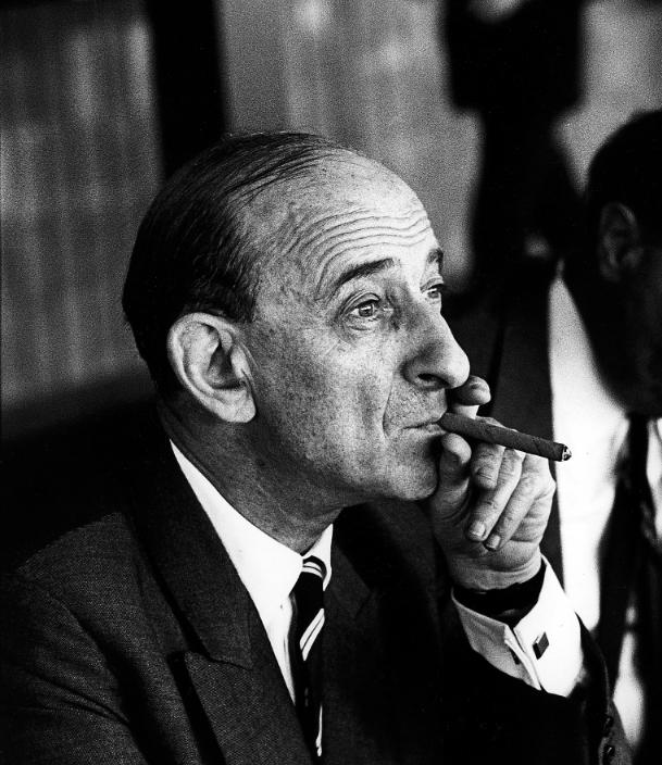 Raymond Aron, 1966